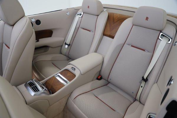 Used 2016 Rolls-Royce Dawn for sale $239,900 at Maserati of Westport in Westport CT 06880 22