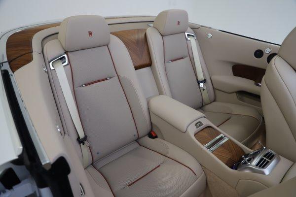 Used 2016 Rolls-Royce Dawn for sale $239,900 at Maserati of Westport in Westport CT 06880 23
