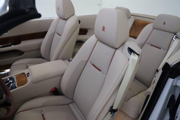 Used 2016 Rolls-Royce Dawn for sale $239,900 at Maserati of Westport in Westport CT 06880 24