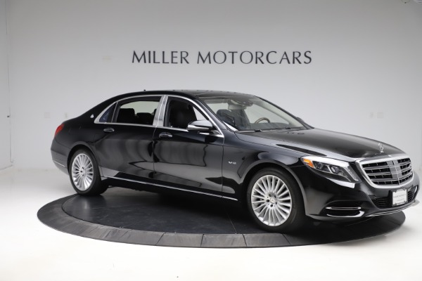 Used 2016 Mercedes-Benz S-Class Mercedes-Maybach S 600 for sale $87,900 at Maserati of Westport in Westport CT 06880 11