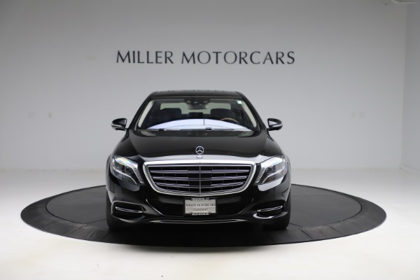 Used 2016 Mercedes-Benz S-Class Mercedes-Maybach S 600 for sale $87,900 at Maserati of Westport in Westport CT 06880 13