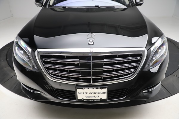 Used 2016 Mercedes-Benz S-Class Mercedes-Maybach S 600 for sale $87,900 at Maserati of Westport in Westport CT 06880 14