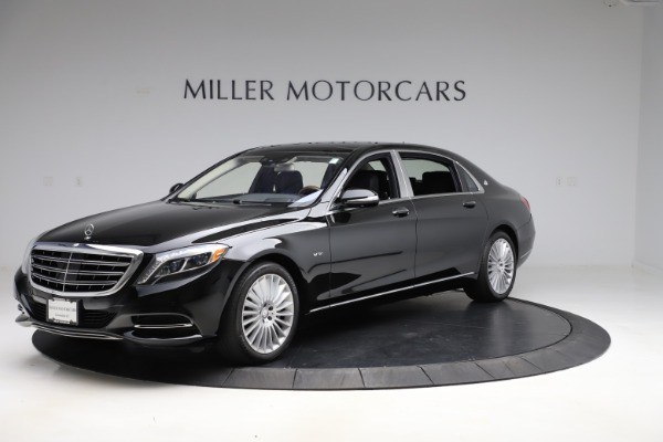 Used 2016 Mercedes-Benz S-Class Mercedes-Maybach S 600 for sale $87,900 at Maserati of Westport in Westport CT 06880 2