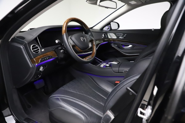 Used 2016 Mercedes-Benz S-Class Mercedes-Maybach S 600 for sale $87,900 at Maserati of Westport in Westport CT 06880 21