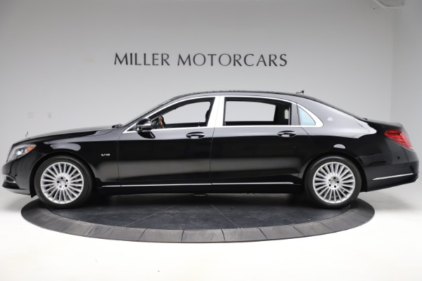 Used 2016 Mercedes-Benz S-Class Mercedes-Maybach S 600 for sale $87,900 at Maserati of Westport in Westport CT 06880 3