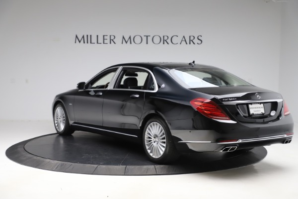Used 2016 Mercedes-Benz S-Class Mercedes-Maybach S 600 for sale $87,900 at Maserati of Westport in Westport CT 06880 5