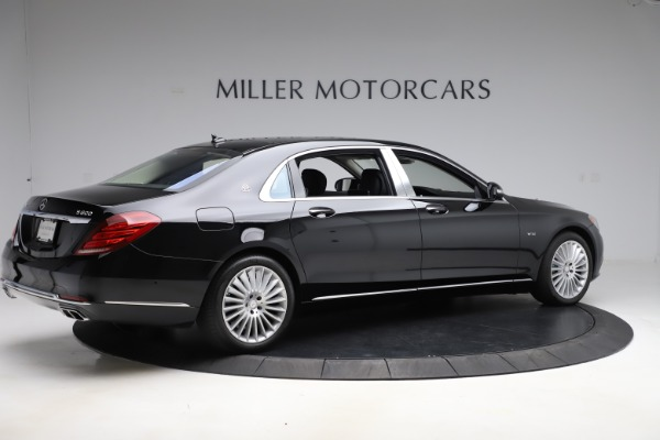 Used 2016 Mercedes-Benz S-Class Mercedes-Maybach S 600 for sale $87,900 at Maserati of Westport in Westport CT 06880 8