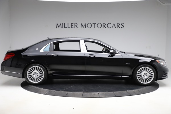 Used 2016 Mercedes-Benz S-Class Mercedes-Maybach S 600 for sale $87,900 at Maserati of Westport in Westport CT 06880 9