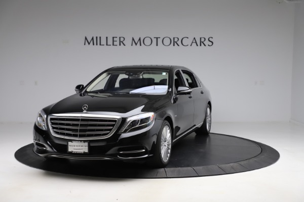 Used 2016 Mercedes-Benz S-Class Mercedes-Maybach S 600 for sale $87,900 at Maserati of Westport in Westport CT 06880 1