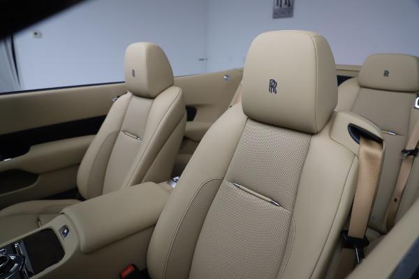 New 2020 Rolls-Royce Dawn for sale Sold at Maserati of Westport in Westport CT 06880 17