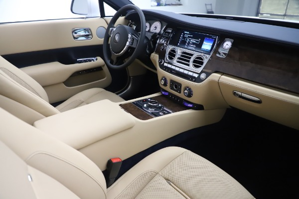 New 2020 Rolls-Royce Dawn for sale Sold at Maserati of Westport in Westport CT 06880 20
