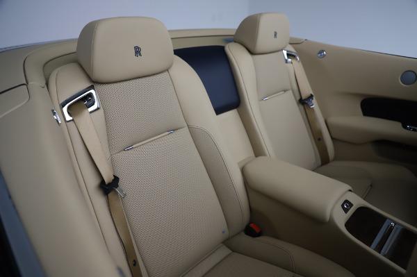 New 2020 Rolls-Royce Dawn for sale Sold at Maserati of Westport in Westport CT 06880 21