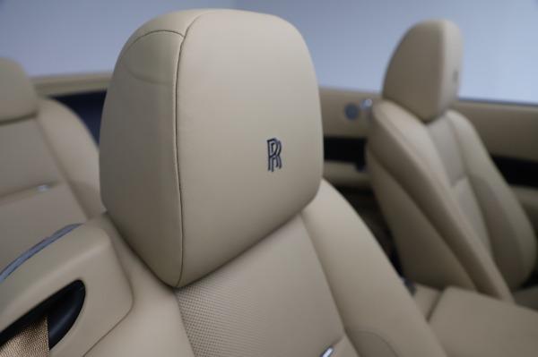 New 2020 Rolls-Royce Dawn for sale Sold at Maserati of Westport in Westport CT 06880 26