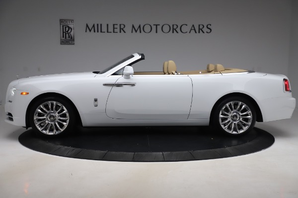 New 2020 Rolls-Royce Dawn for sale Sold at Maserati of Westport in Westport CT 06880 3