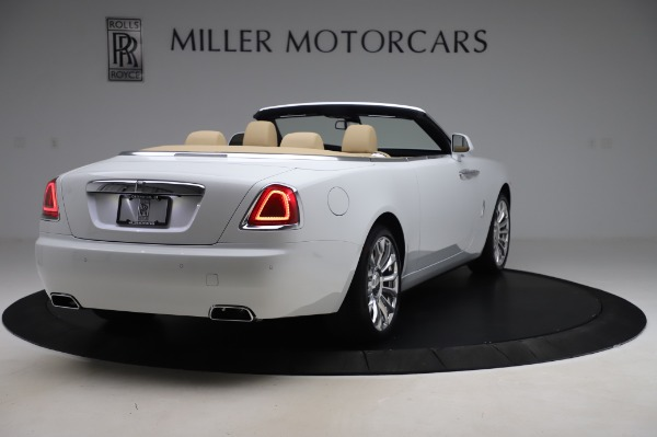 New 2020 Rolls-Royce Dawn for sale Sold at Maserati of Westport in Westport CT 06880 6