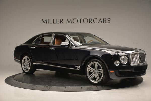Used 2013 Bentley Mulsanne Le Mans Edition- Number 1 of 48 for sale Sold at Maserati of Westport in Westport CT 06880 10