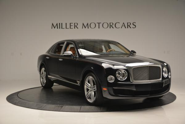 Used 2013 Bentley Mulsanne Le Mans Edition- Number 1 of 48 for sale Sold at Maserati of Westport in Westport CT 06880 11