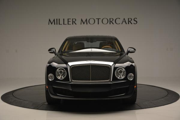 Used 2013 Bentley Mulsanne Le Mans Edition- Number 1 of 48 for sale Sold at Maserati of Westport in Westport CT 06880 12