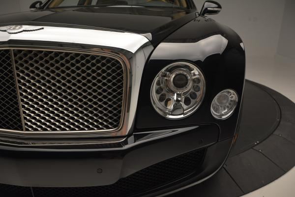 Used 2013 Bentley Mulsanne Le Mans Edition- Number 1 of 48 for sale Sold at Maserati of Westport in Westport CT 06880 14