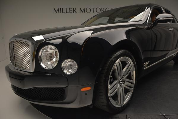 Used 2013 Bentley Mulsanne Le Mans Edition- Number 1 of 48 for sale Sold at Maserati of Westport in Westport CT 06880 15