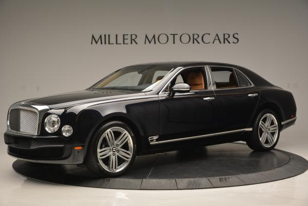 Used 2013 Bentley Mulsanne Le Mans Edition- Number 1 of 48 for sale Sold at Maserati of Westport in Westport CT 06880 2