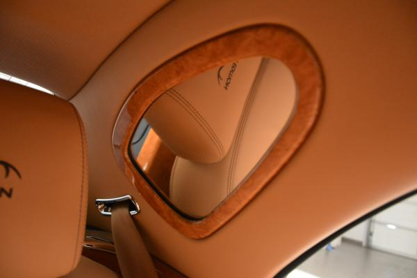 Used 2013 Bentley Mulsanne Le Mans Edition- Number 1 of 48 for sale Sold at Maserati of Westport in Westport CT 06880 27