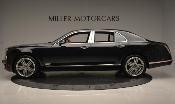 Used 2013 Bentley Mulsanne Le Mans Edition- Number 1 of 48 for sale Sold at Maserati of Westport in Westport CT 06880 3