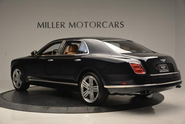 Used 2013 Bentley Mulsanne Le Mans Edition- Number 1 of 48 for sale Sold at Maserati of Westport in Westport CT 06880 4