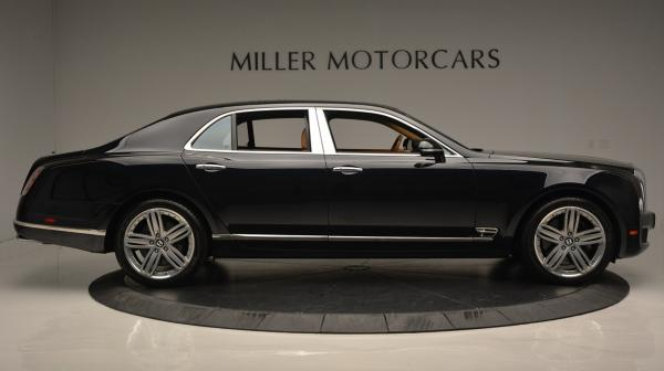 Used 2013 Bentley Mulsanne Le Mans Edition- Number 1 of 48 for sale Sold at Maserati of Westport in Westport CT 06880 9