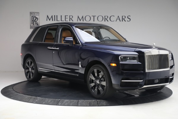 Used 2020 Rolls-Royce Cullinan for sale Call for price at Maserati of Westport in Westport CT 06880 12