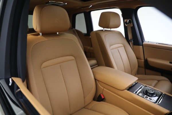 Used 2020 Rolls-Royce Cullinan for sale Call for price at Maserati of Westport in Westport CT 06880 14