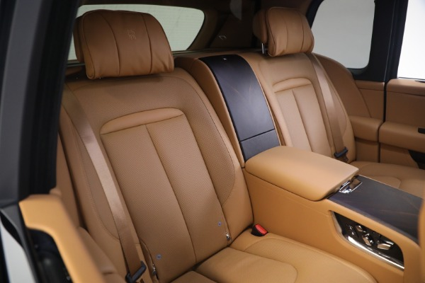 Used 2020 Rolls-Royce Cullinan for sale Call for price at Maserati of Westport in Westport CT 06880 17