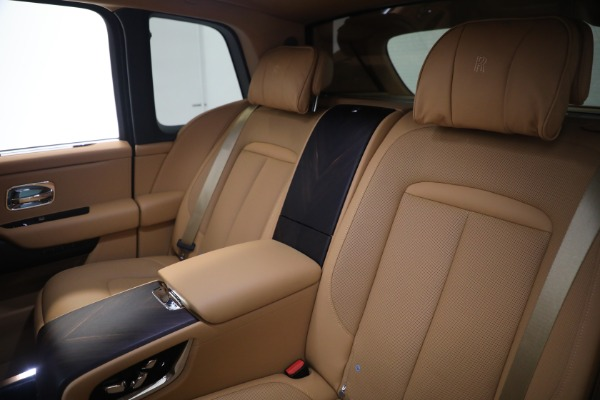 Used 2020 Rolls-Royce Cullinan for sale Call for price at Maserati of Westport in Westport CT 06880 18