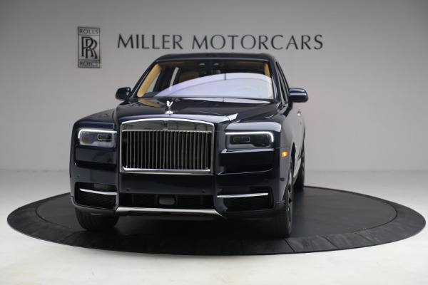 Used 2020 Rolls-Royce Cullinan for sale Call for price at Maserati of Westport in Westport CT 06880 2