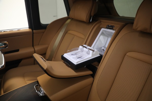 Used 2020 Rolls-Royce Cullinan for sale Call for price at Maserati of Westport in Westport CT 06880 21