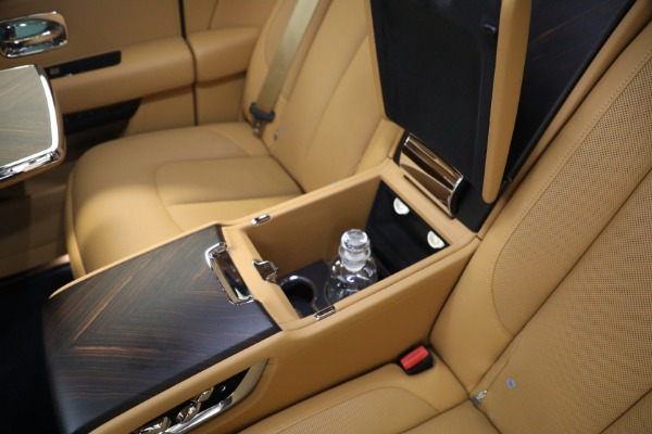 Used 2020 Rolls-Royce Cullinan for sale Call for price at Maserati of Westport in Westport CT 06880 22