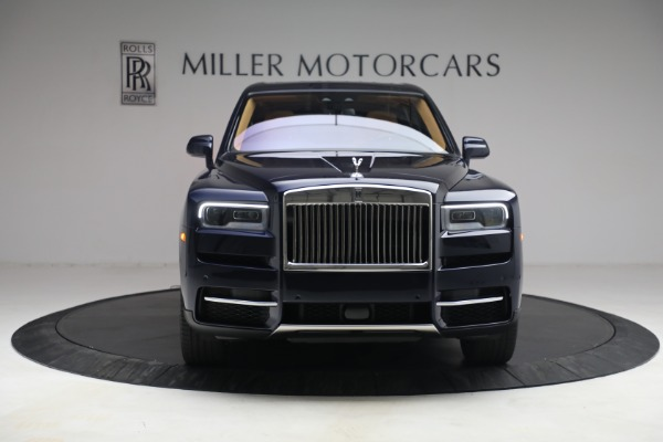 Used 2020 Rolls-Royce Cullinan for sale Call for price at Maserati of Westport in Westport CT 06880 3
