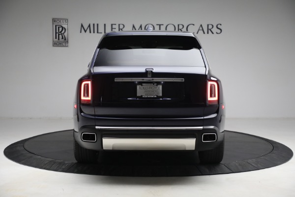 Used 2020 Rolls-Royce Cullinan for sale Call for price at Maserati of Westport in Westport CT 06880 7