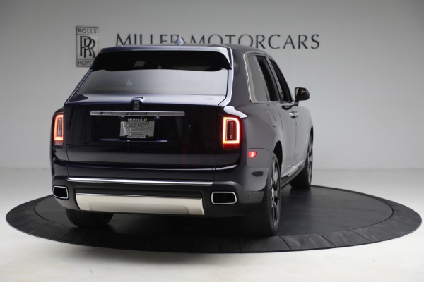 Used 2020 Rolls-Royce Cullinan for sale Call for price at Maserati of Westport in Westport CT 06880 8