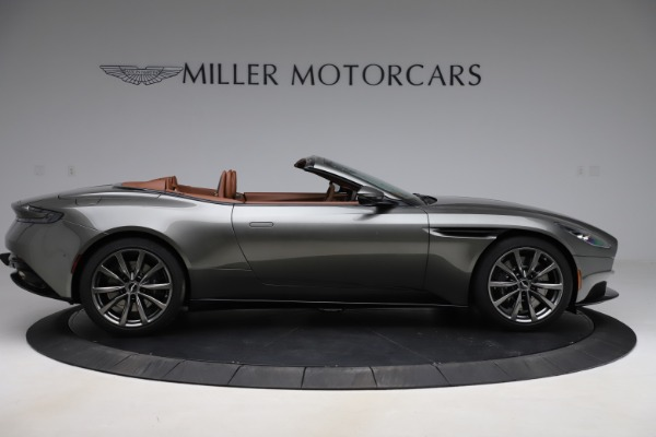 New 2020 Aston Martin DB11 Volante Convertible for sale $264,266 at Maserati of Westport in Westport CT 06880 10