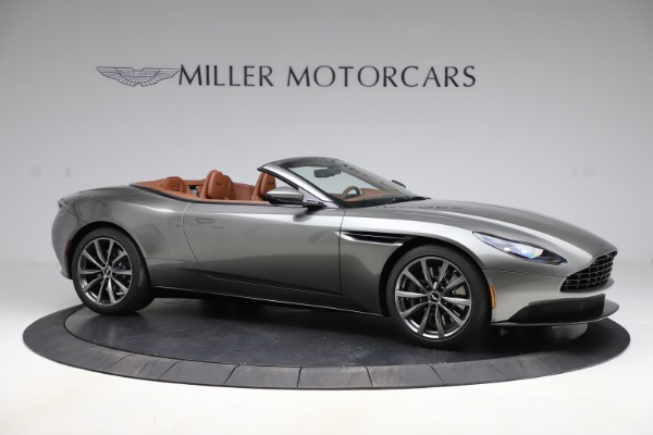 New 2020 Aston Martin DB11 Volante Convertible for sale $264,266 at Maserati of Westport in Westport CT 06880 11