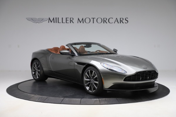 New 2020 Aston Martin DB11 Volante Convertible for sale $264,266 at Maserati of Westport in Westport CT 06880 12
