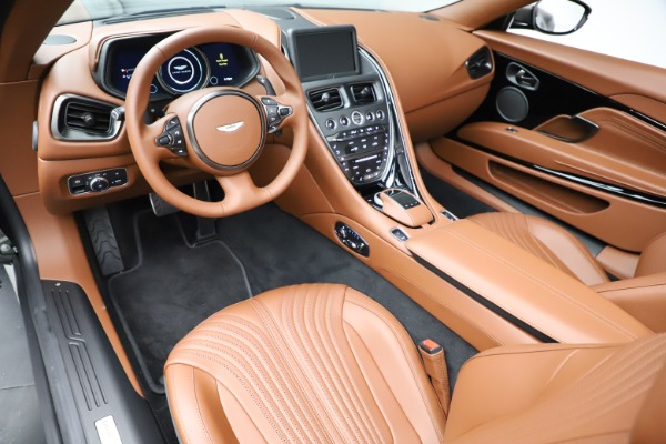 New 2020 Aston Martin DB11 Volante Convertible for sale $264,266 at Maserati of Westport in Westport CT 06880 13