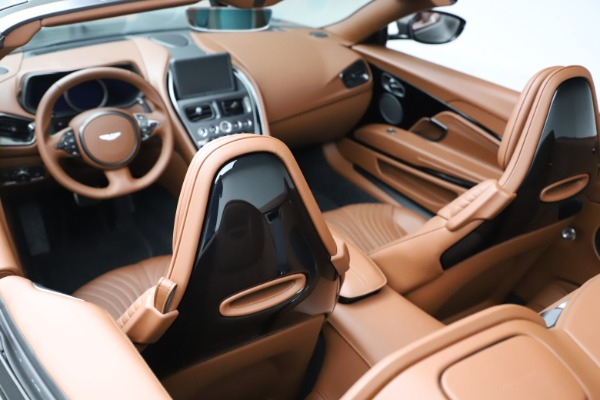 New 2020 Aston Martin DB11 Volante Convertible for sale $264,266 at Maserati of Westport in Westport CT 06880 17