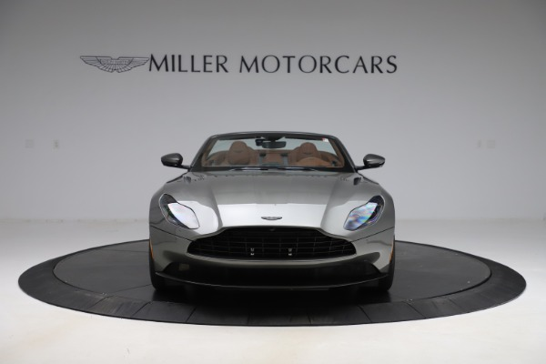 New 2020 Aston Martin DB11 Volante Convertible for sale $264,266 at Maserati of Westport in Westport CT 06880 2