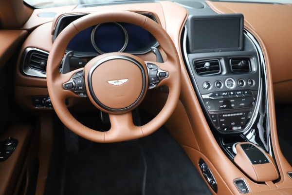 New 2020 Aston Martin DB11 Volante Convertible for sale $264,266 at Maserati of Westport in Westport CT 06880 21