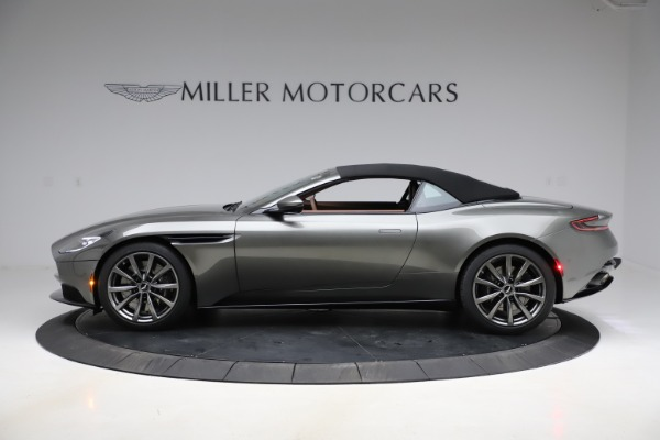 New 2020 Aston Martin DB11 Volante Convertible for sale $264,266 at Maserati of Westport in Westport CT 06880 22