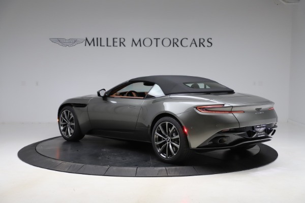 New 2020 Aston Martin DB11 Volante Convertible for sale $264,266 at Maserati of Westport in Westport CT 06880 23