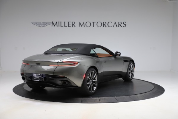 New 2020 Aston Martin DB11 Volante Convertible for sale $264,266 at Maserati of Westport in Westport CT 06880 24
