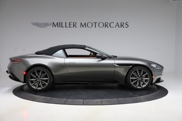 New 2020 Aston Martin DB11 Volante Convertible for sale $264,266 at Maserati of Westport in Westport CT 06880 27
